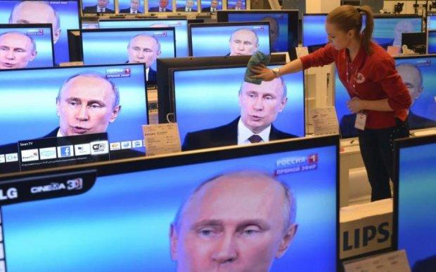 СБУ відрізала голову російській пропаганді: фото