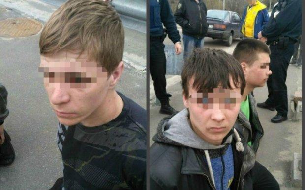 Открыли сезон: в киевском Гидропарке начали избивать и грабить