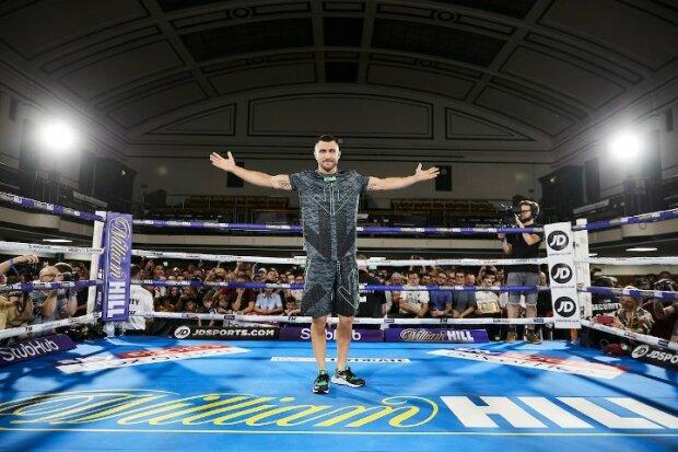 Василь Ломаченко, BoxingScene