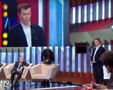 """Міністр сільського господарства Милованов у програмі """"Право на владу"""""""