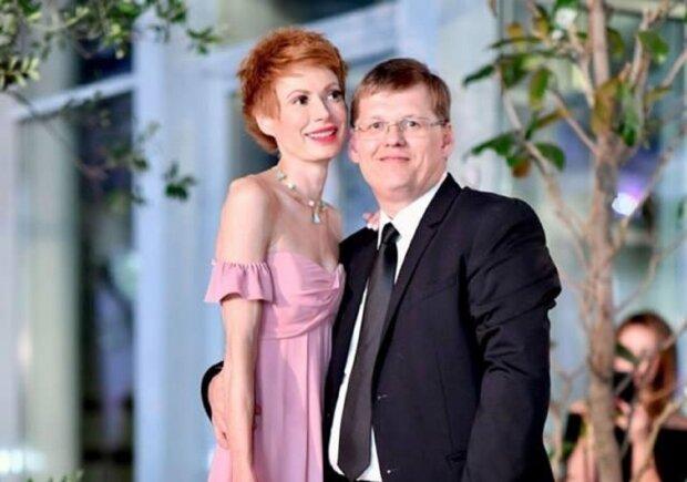 Павел Розенко и Елена-Кристина Лебедь. Фото: КП в Украине.