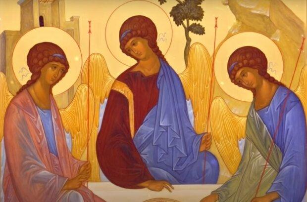 Свята Трійця, скріншот