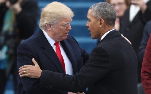 """Трамп сделал Обаму """"крайним"""" в своих кадровых неудачах"""