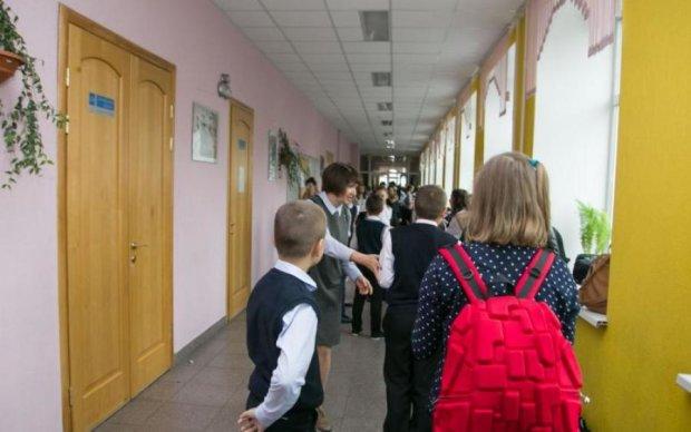 БЛАГОДАТЬ БОЖА зійшла на російського школяра просто на уроці