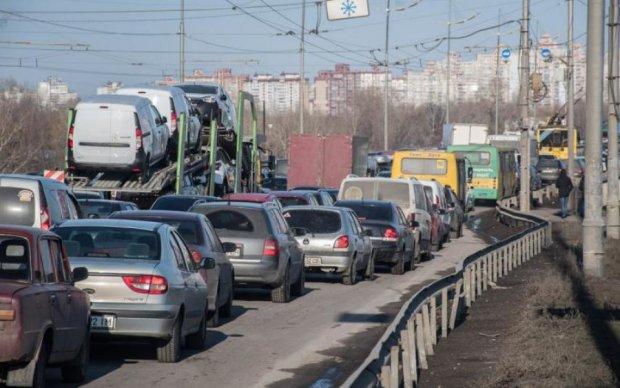 Народний протест: в Україні перекрита траса міжнародного значення