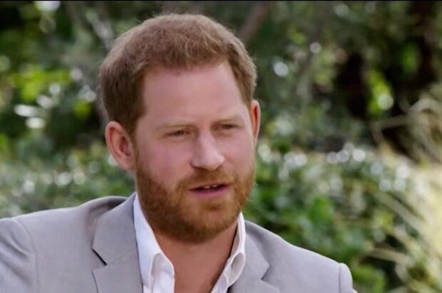 Принц Гаррі, кадр з відео