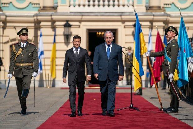 зустріч Зеленського і Нетаньяху