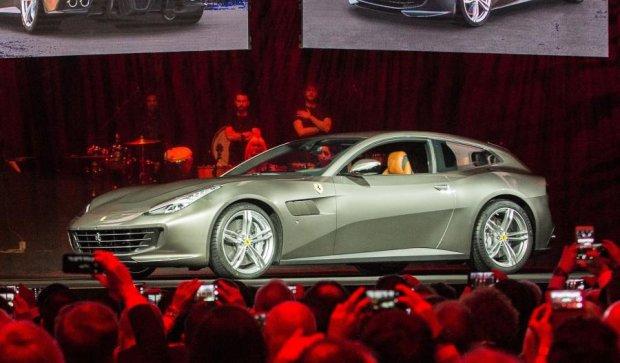 Ferrari виграла конкурс краси у Франції