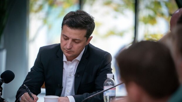 """У Зеленского огласили список для приватизации: """"Начнем с себя"""""""