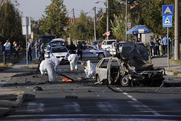 Взорвали авто популярной телеведущей: есть погибшие и пострадавшие