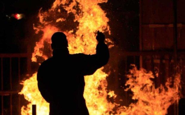 Бандити дотла спалили популярний ресторан