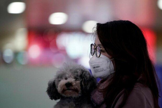 Коронавирус в Китае, фото: TK Media