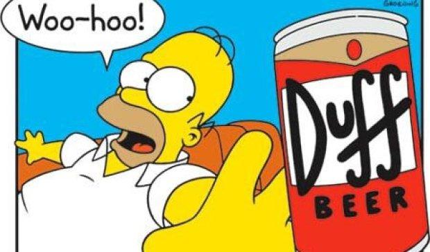 В продаже появится любимое пиво Гомера Симпсона