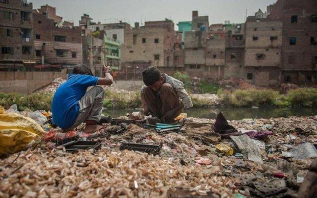 ООН: за химические отходы заплатят наши дети