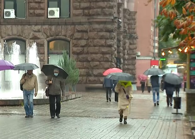 Прогноз погоды, кадр из видео