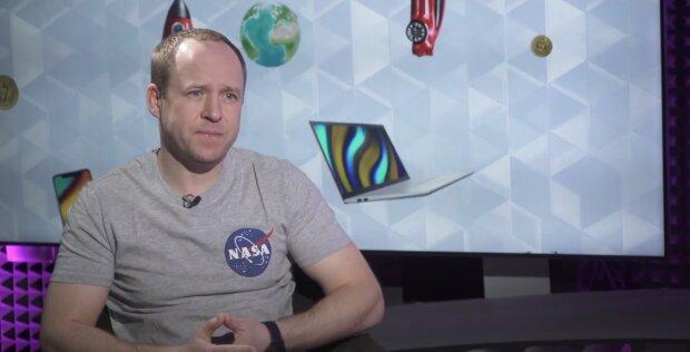 Юрій Назаров, скріншот відео