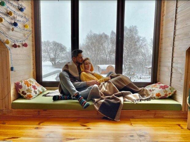 Ольга Манько і Максим Узол, фото: Новий канал