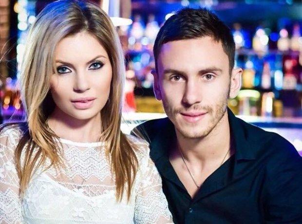 Сергій Рибалка з дружиною Маргаритою
