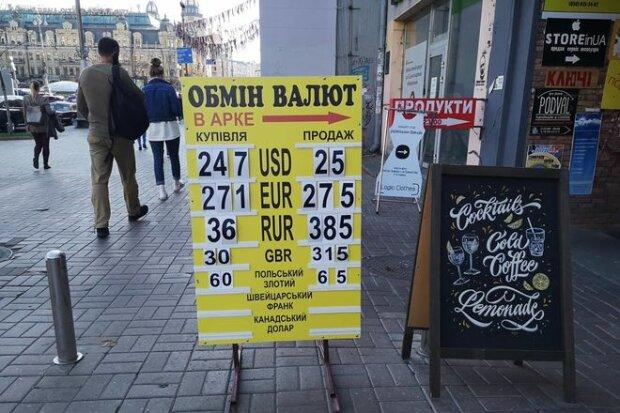 Курс валют, UBR.ua