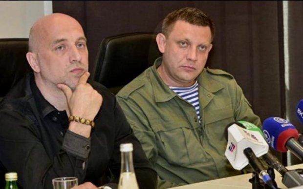 """До слез: Захарченко и Прилепин показали, как """"спасли"""" Донецк"""
