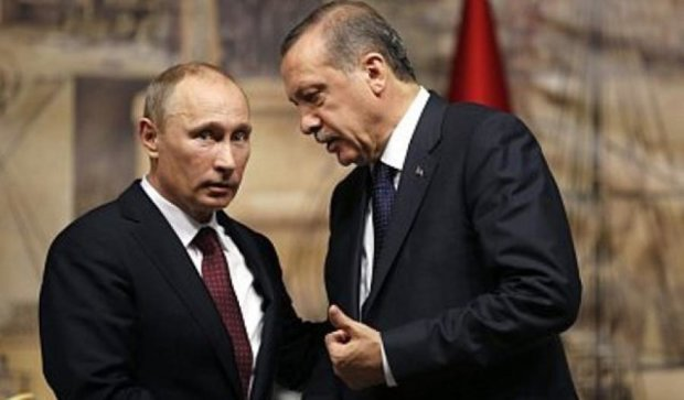 Ердоган зовет Путина на встречу
