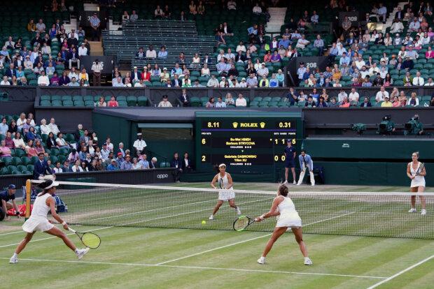 Тенісний турнір Уїмблдон, Getty Images