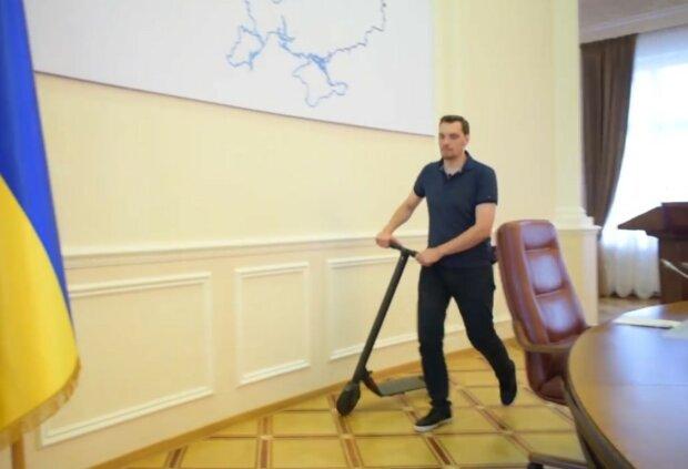 Алексей Гончарук, фото: скриншот с видео