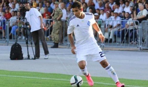 Гравець «Динамо» - найкращий футболіст року в Парагваї