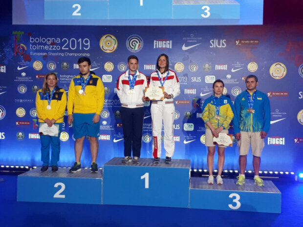 Настрелял на золото: львовянин стал чемпионом Европы по пулевой стрельбе