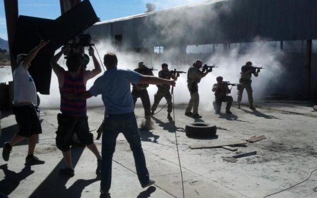 Подозрительные съемки в центре Киева насторожили активистов
