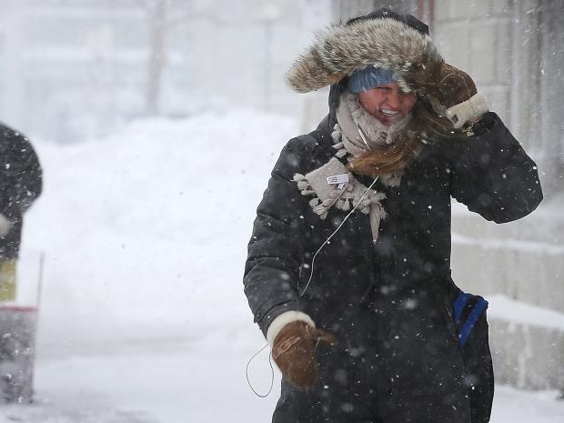До -25: зима попрощається з українцями рекордними морозами