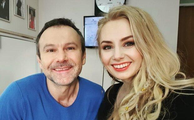 Святослав Вакарчук и Ирина Бояркина, фото с Instagram