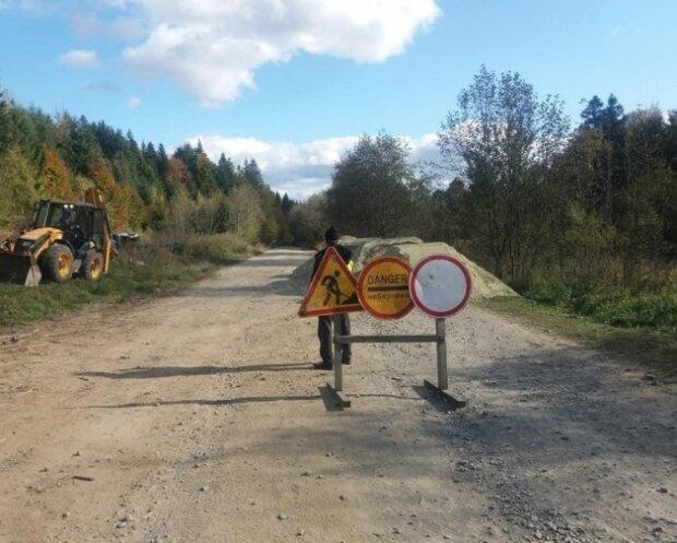 """""""Золотая"""" дорога: на Львовщине 156 миллионов закатают в асфальт"""