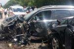 как украинские президенты сбивали людей на дорогах