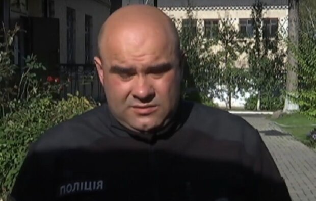 Валерій Романюк, кадр з репортажу ТСН: YouTube