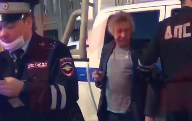 Михайло Єфремов, скріншот з відео