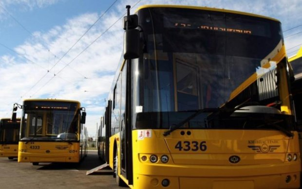 Нові тарифи Київпастрансу змусять пасажирів ходити пішки