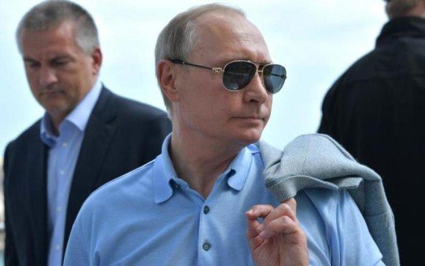 """У своєму оці і колоди не бачить: Путін """"поплакав"""" за Україну"""