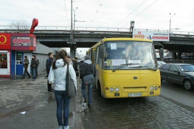 Киевские маршрутки оборудуют современным ноу-хау