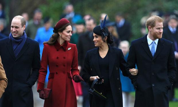 Между принцами Гарри и Уильямом случился роковой раскол: что ожидает королевскую семью