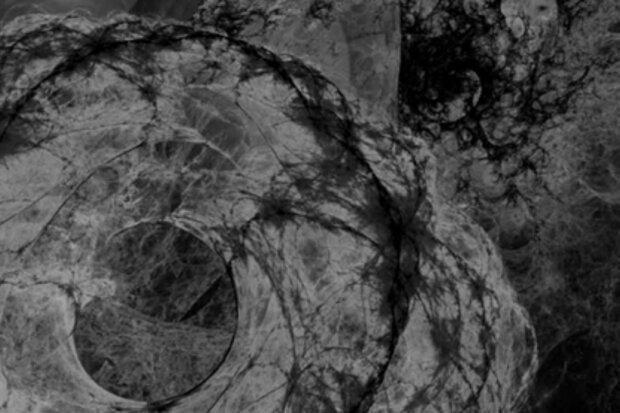 Темная материя, фото: phys.org