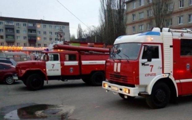 У Росії спалахнув склад боєприпасів