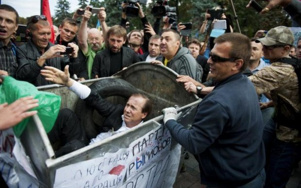 Наглые чиновники за свое же воровство обдерут украинцев
