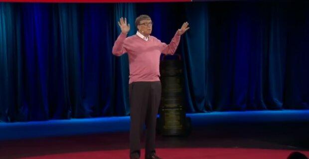 Білл Гейтс, скріншот: Youtube