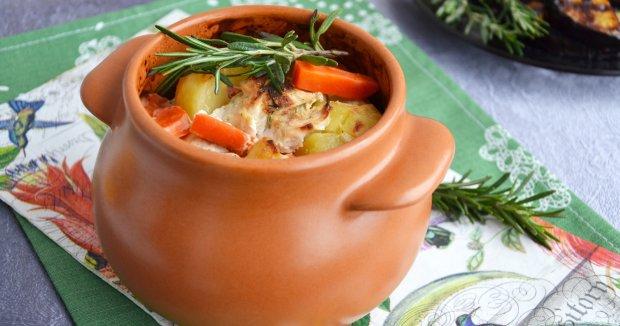 Рецепт свинины в горшочке с картофелем: блюдо, которое дополнит любой стол