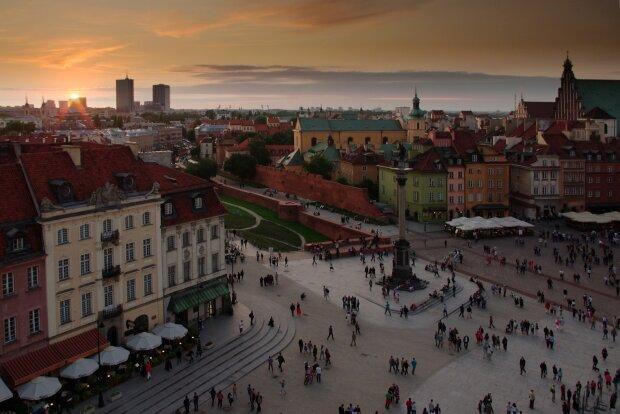 Варшава, фото Pxhere