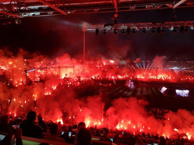 Українці Шахов і Хачеріді стали чемпіонами Греції: стадіон тріумфаторів став вулканом