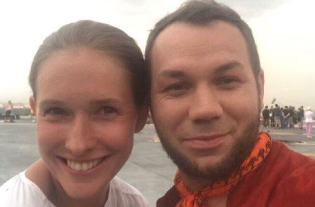 Катя Осадчая и Андре Тан, фото: Instagram