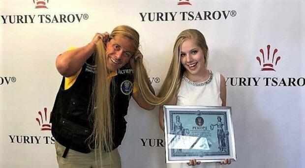 """Школьница из Киева побила мировой рекорд, это шикарно: """"2,5 метра"""""""