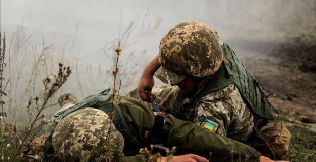 На Донбассе, фото Диалог